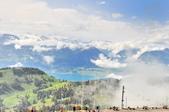 瑞士-瑞吉山:Rigi Kulm 車站附近景色二.jpg