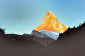 瑞士-馬特洪峰:馬特洪峰日出十二.jpg