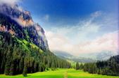 瑞士-鐵力士山:上鐵力士山途中景色十一.jpg