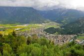 瑞士-哈德庫爾姆:俯望兩湖間的茵特拉肯十六.jpg