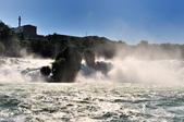 瑞士-萊茵瀑布:萊茵瀑布大岩石六