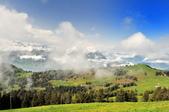 瑞士-瑞吉山:旅館觀景台附近的景色六.jpg