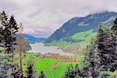 瑞士-哈德庫爾姆:俯望兩湖間的茵特拉肯三十五.jpg