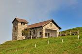瑞士-瑞吉山:旅館觀景台附近的景色一.jpg