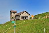 瑞士-瑞吉山:旅館觀景台附近的景色二.jpg