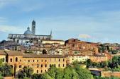 義大利-西恩納:聖多尼米克教堂眺望全城景色一.jpg