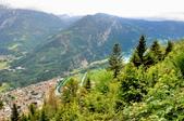 瑞士-哈德庫爾姆:俯望兩湖間的茵特拉肯二十.jpg