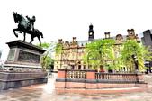 英國-利茲:阿爾伯特雕像和歷史廣場三.jpg