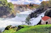 克羅埃西亞-科卡國家公園:階梯式瀑布十五.jpg