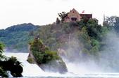 瑞士-萊茵瀑布:勞芬城堡五