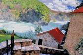 克羅埃西亞-科卡國家公園:階梯式瀑布二.jpg