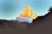 瑞士-馬特洪峰:馬特洪峰日出十四.jpg