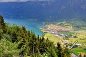 瑞士-哈德庫爾姆:俯望兩湖間的茵特拉肯五.jpg