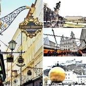 奧地利-薩爾斯堡:相簿封面