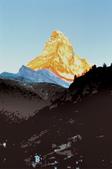 瑞士-馬特洪峰:馬特洪峰日出六.jpg