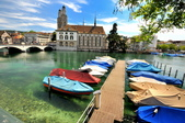 瑞士-蘇黎世:蘇黎世大教堂十一