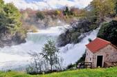 克羅埃西亞-科卡國家公園:階梯式瀑布十一.jpg