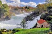 克羅埃西亞-科卡國家公園:階梯式瀑布十四.jpg