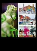 義大利威尼斯-彩色島與玻璃島:相簿封面