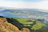 瑞士-瑞吉山:旅館觀景台附近的景色十三.jpg