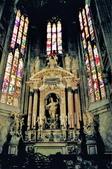 義大利-米蘭:米蘭大教堂內一.jpg