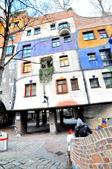 奧地利-維也納百水公寓:百水公寓六.jpg
