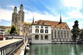瑞士-蘇黎世:蘇黎世大教堂十六.jpg