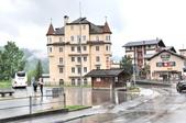 瑞士-格林德瓦:格林德瓦火車站八