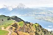 瑞士-瑞吉山:瑞吉山最高點附近的景色十六.jpg