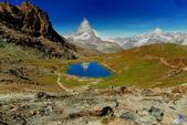瑞士-馬特洪峰:冰山倒影一.jpg