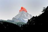 瑞士-馬特洪峰:馬特洪峰日出十八