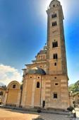 瑞士-伯連納列車:蒂拉諾大教堂二