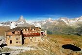 瑞士-高奈葛拉特觀景台:高奈葛特山頂飯店十七