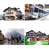瑞士-格林德瓦:相簿封面
