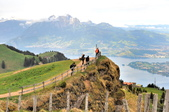 瑞士-瑞吉山:旅館觀景台附近的景色二十.jpg