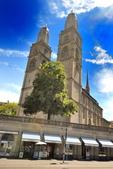 瑞士-蘇黎世:蘇黎世大教堂一.jpg