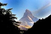 瑞士-馬特洪峰:馬特洪峰日出九.jpg