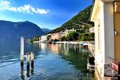 瑞士-盧加諾:渡輪碼頭附近的景色三.jpg