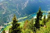 瑞士-哈德庫爾姆:俯望兩湖間的茵特拉肯十八.jpg