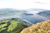 瑞士-瑞吉山:旅館觀景台附近的景色十七.jpg