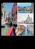 義大利威尼斯-貢多拉和水上巴士之旅:相簿封面