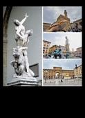 義大利佛羅倫斯-領主廣場與共和廣場:相簿封面