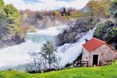 克羅埃西亞-科卡國家公園:階梯式瀑布十三.jpg