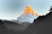 瑞士-馬特洪峰:馬特洪峰日出十五