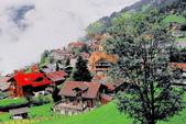 瑞士-少女峰車站:少女峰鐵道景色十二.jpg