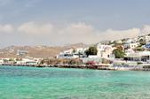 希臘-米克諾斯島:舊港碼頭的景色十一.jpg