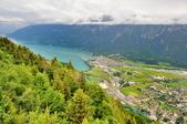 瑞士-哈德庫爾姆:俯望兩湖間的茵特拉肯二十六.jpg