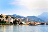 瑞士-盧加諾:渡輪碼頭附近的景色十七.jpg