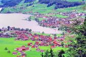 瑞士-哈德庫爾姆:俯望兩湖間的茵特拉肯三十一.jpg