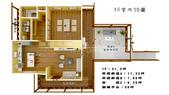 《客制木屋》51.2坪二樓木屋(3房3衛2廳):51.2坪二樓木屋(3房3衛2廳) 0933500975洪R